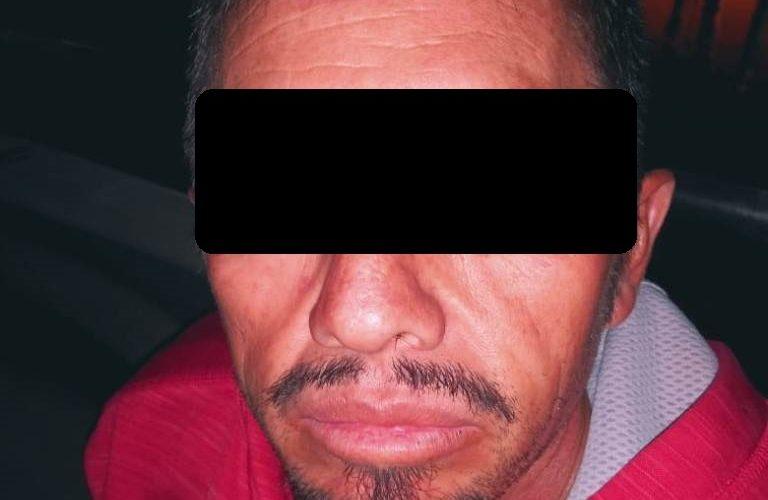 """Fue detenido """"El Calavera"""", luego de que saqueara un negocio en JM"""