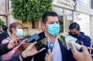 Viable que funcionarios expliquen irregularidades de cuentas públicas: Velasco