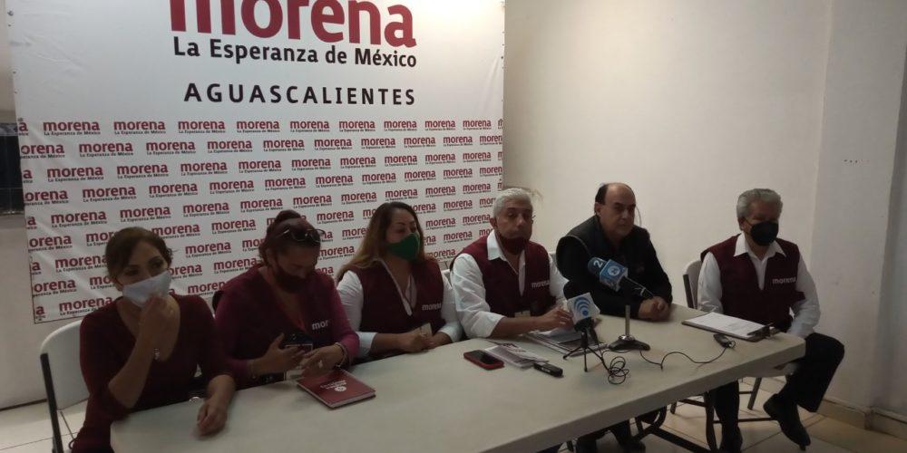Colectivo en Morena advierte sobre imposición y fraude electoral en comicios