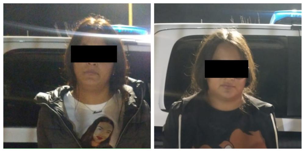 Detienen a dos mujeres por golpear a un menor de edad