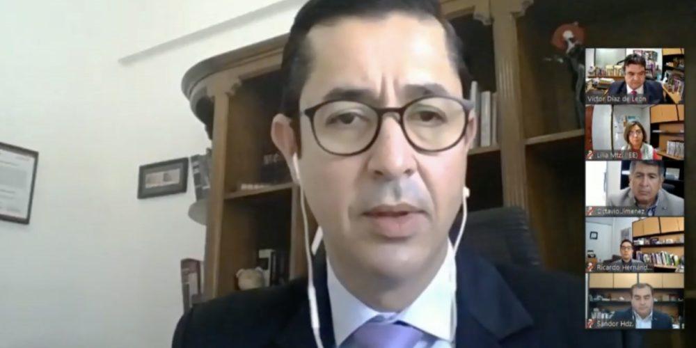 Aplicarán 12 protocolos sanitarios de actuación en el proceso electoral de Aguascalientes