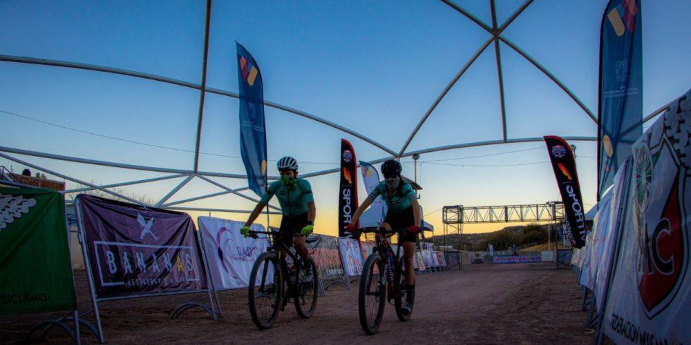 Rincón de Romos es sede del Nacional de Ciclismo de Montaña