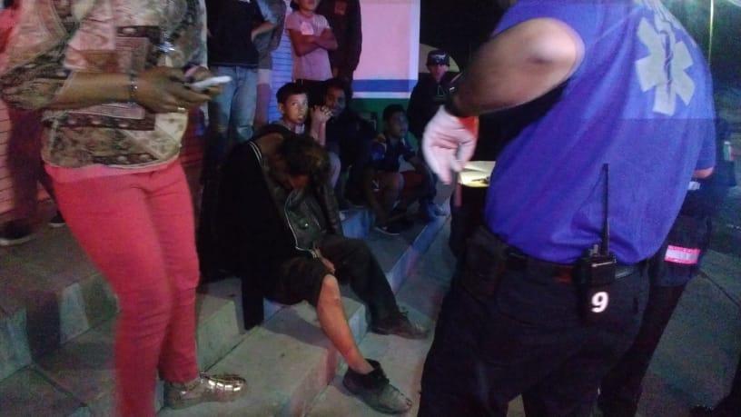 Atropellan a ebrio peatón en Villas de Nuestra Señora de la Asunción