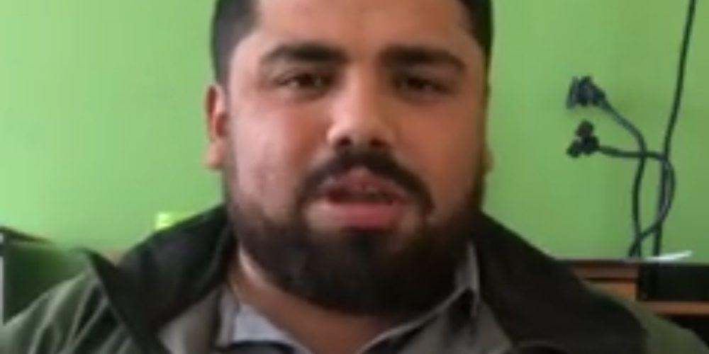 """Militante del Verde sale en defensa de Sergio Augusto luego de la """"Britney señal"""""""