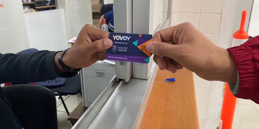 CMOV reactivará tarjetas YOVOY para adultos mayores y discapacitados