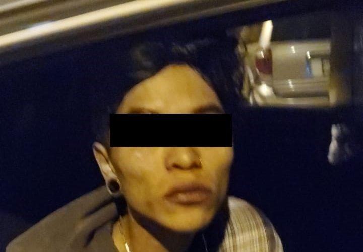 Por daños al vehículo de un vecino, detienen a Juan Pablo