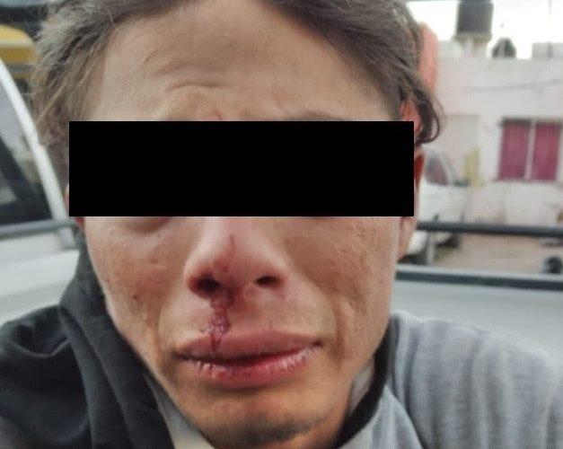 Capturan a Juan Gerardo por robo y daños a tubería en JM