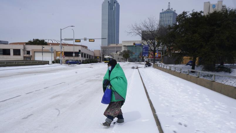 Demandarán a eléctricas de Texas por niño de 11 años que murió congelado