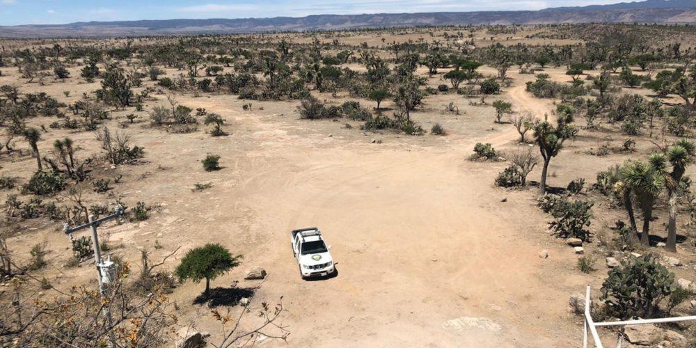 Proespa refuerza vigilancia de zonas protegidas en Aguascalientes