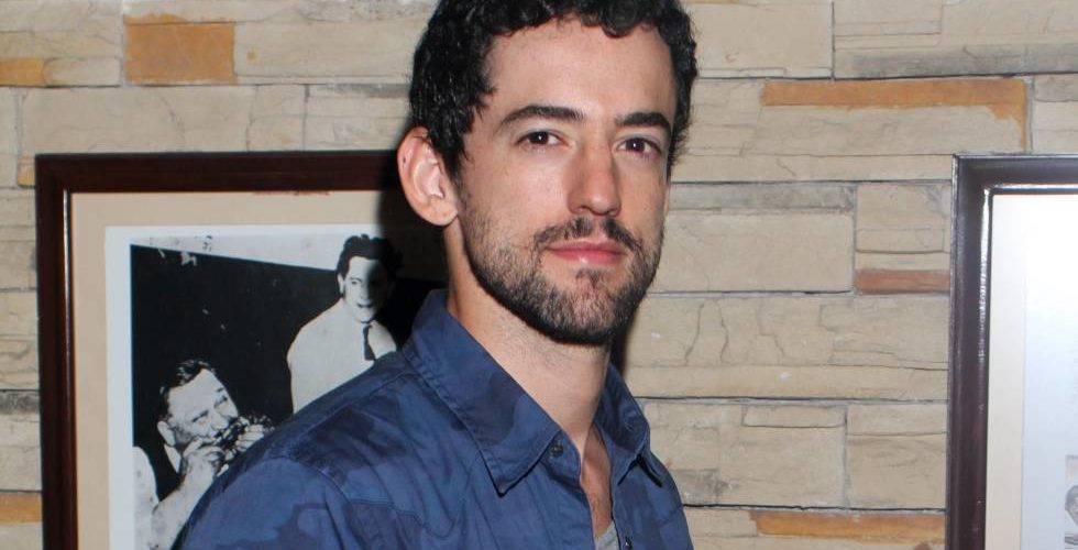 Fallece el padre del actor Luis Gerardo Méndez
