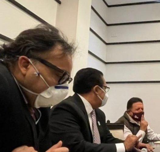 Comienza la desbandada  de diputados en el Congreso de Aguascalientes