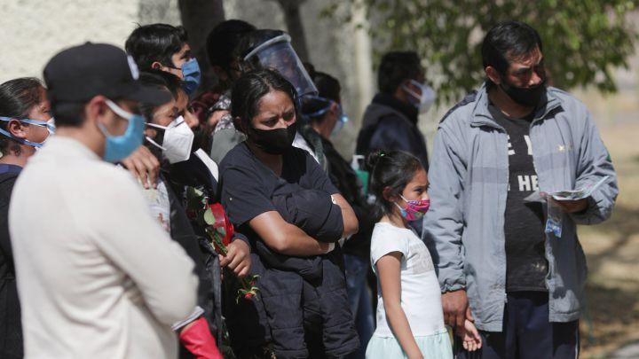 México supera los 198 mil fallecimientos por Covid-19