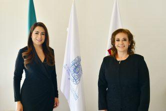 Cecilia López Ortiz asume el cargo de Presidenta Municipal de Aguascalientes