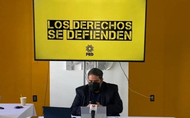 Confía Sánchez Nájera en ganar hasta tres diputados para PRD en Congreso de Aguascalientes