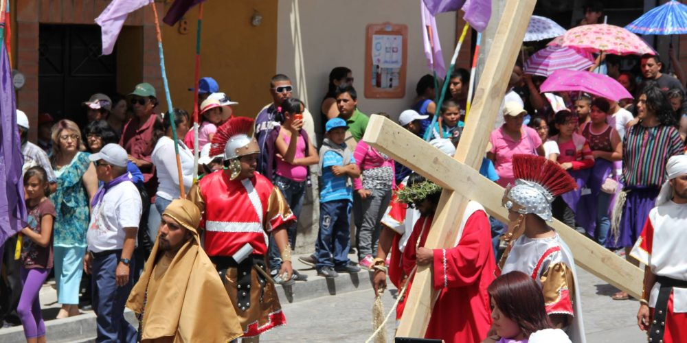 Suspenden Viacrucis y otros eventos de Semana Santa en Aguascalientes
