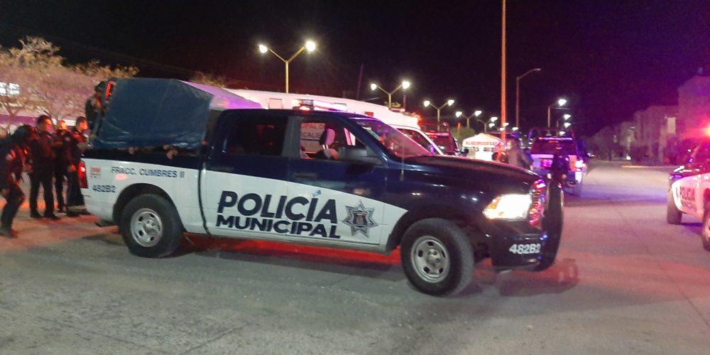 Baile organizado por RSP acaba en riña; deja 2 policías heridos y 20 detenidos en el Palomino Dena