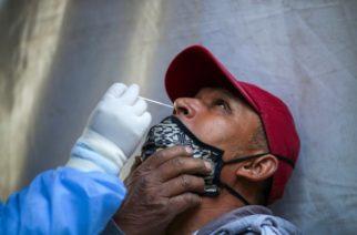 Ya son más de 2,300 las muertes por coronavirus en Aguascalientes