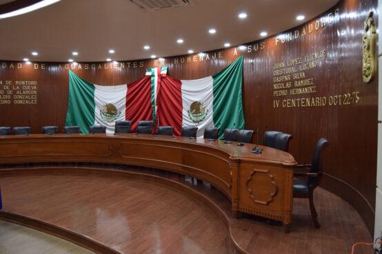 Suman cuatro licencias en Cabildo de Aguascalientes durante marzo