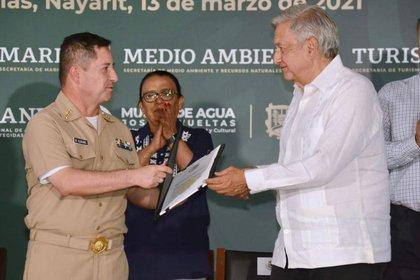 AMLO nombra a capitán de la Marina como gobernador de las Islas Marías