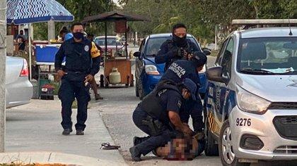 A Victoria, la mujer asesinada por policías de Tulum, le fracturaron la columna