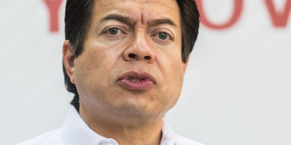 Mario Delgado fue discípulo de NXIVM, la secta de esclavas sexuales de Raniere