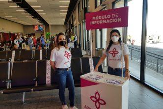"IMMA implementa módulo itinerante de ""Agentes Rosas"""