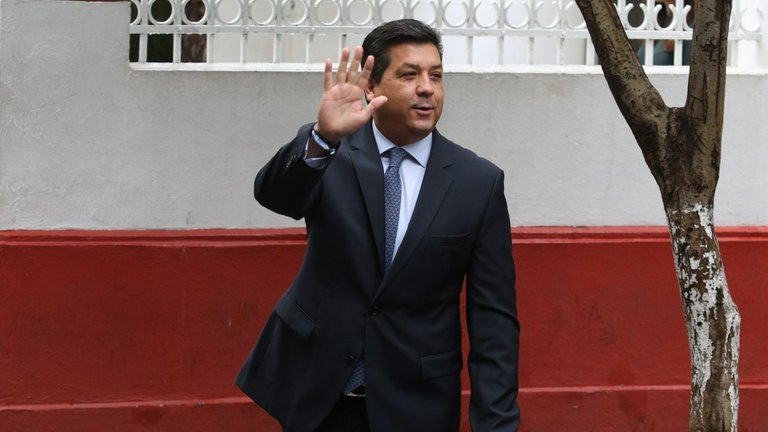 Diputados abrieron periodo para recibir pruebas en proceso de desafuero de García Cabeza de Vaca