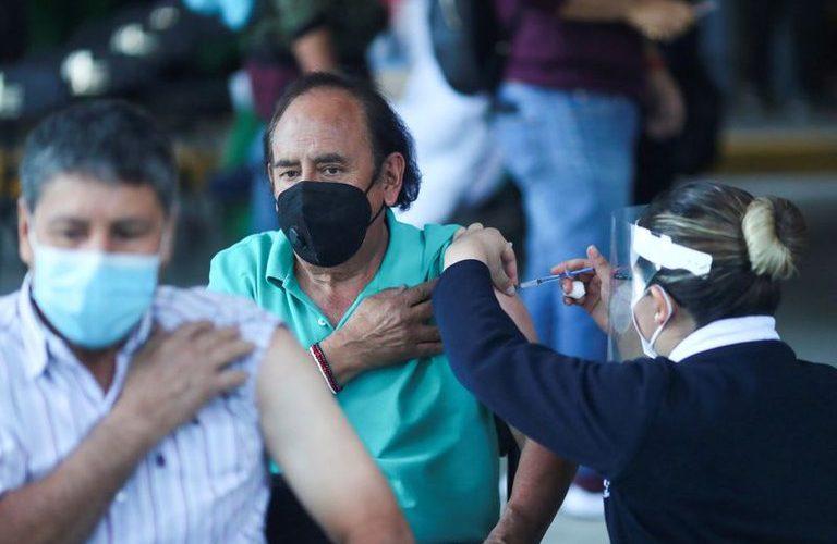 México registra 654 muertes en 24 horas