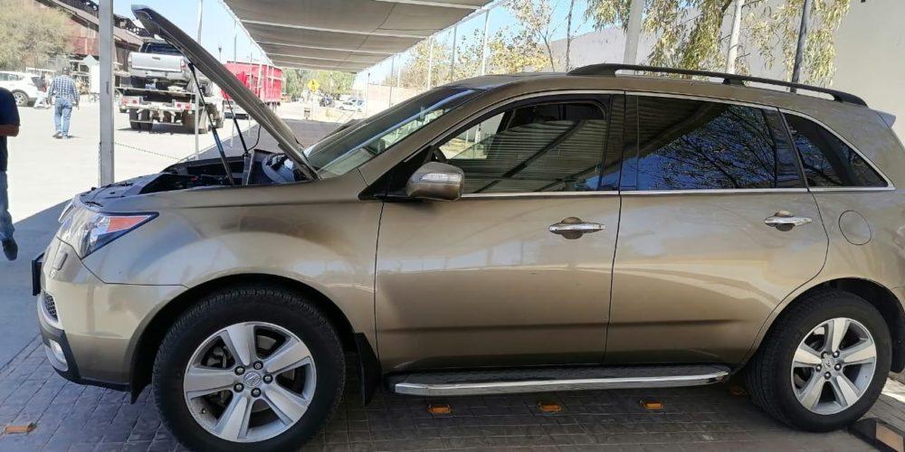 Asegura Fiscalía vehículos con alteraciones
