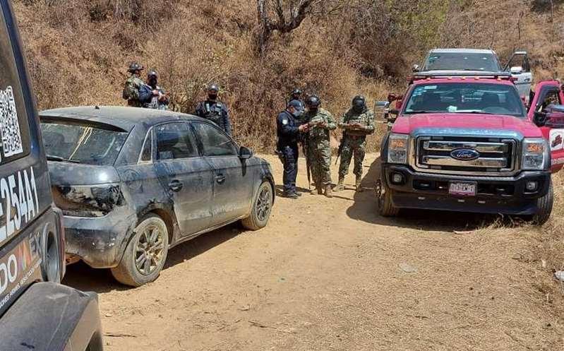 Familia Michoacana detrás de masacre contra 13 policías en Edomex