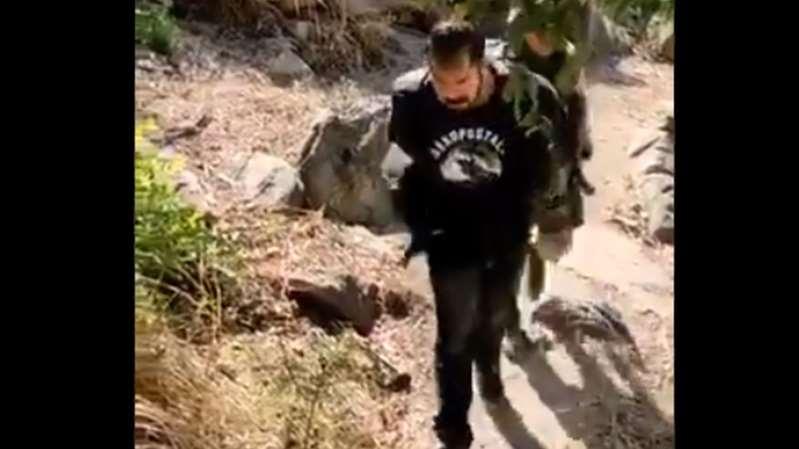 (Video)Ejército detiene al 'M3', jefe de plaza del CJNG en Nayarit