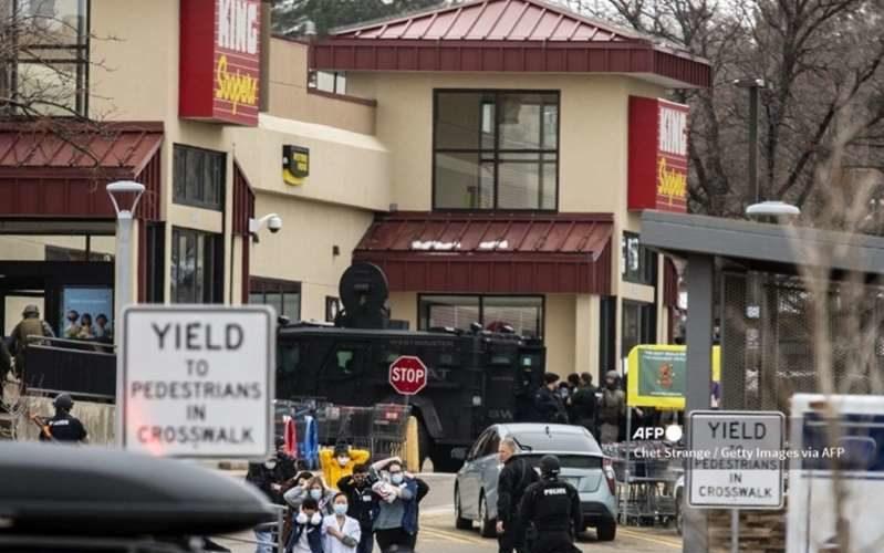 Tras tiroteo en Boulder, Colorado habrían perdido la vida seis personas
