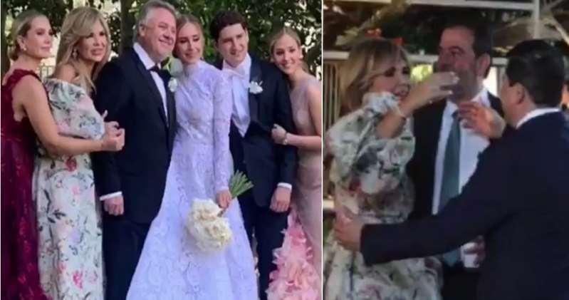 "Hija de Gobernadora de Sonora tiene boda de lujo con ""El Potrillo"" amenizando la velada"