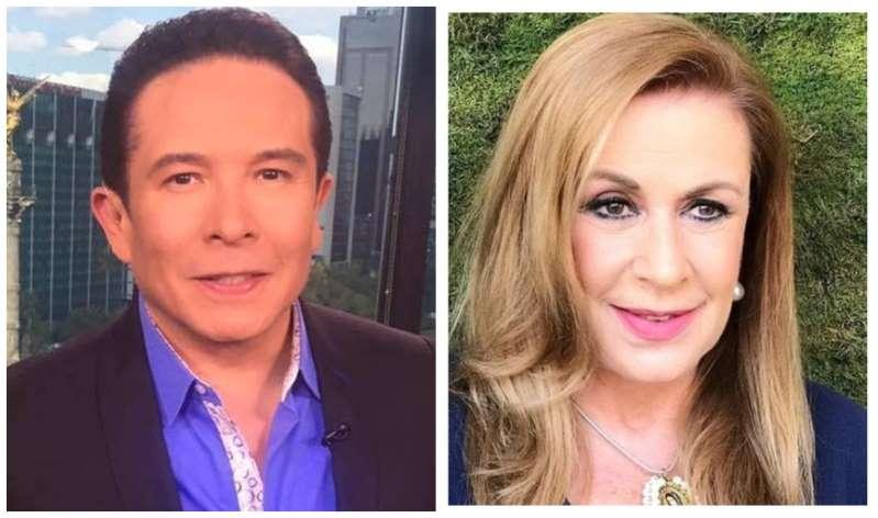 Por misógino y feo: Laura Zapata pide firmar petición para sacar a Gustavo Adolfo Infante de programas