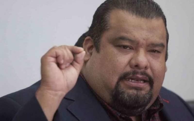 Solicitan a Interpol ficha roja para Cuauhtémoc Gutiérrez de la Torre