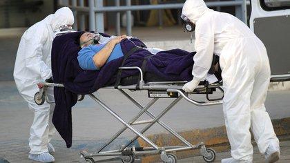 Disminuyen 29% los contagios por Covid-19 en México