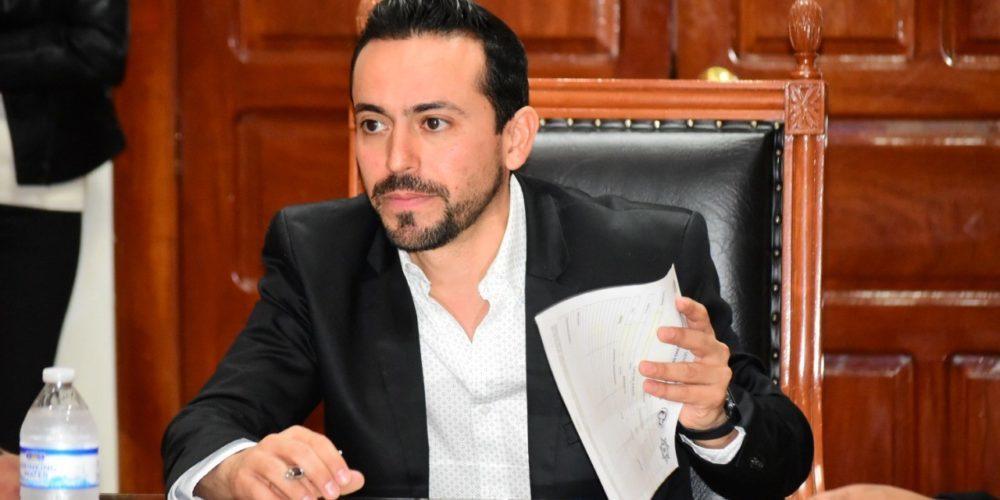 Regidor del PAN no ha pedido licencia, pese a que va por pluri en Aguascalientes