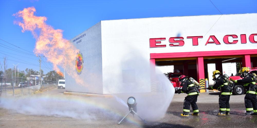 Más de mil incendios atendidos por bomberos municipales en el año
