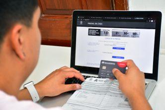 Aumenta el pago de predial vía electrónica