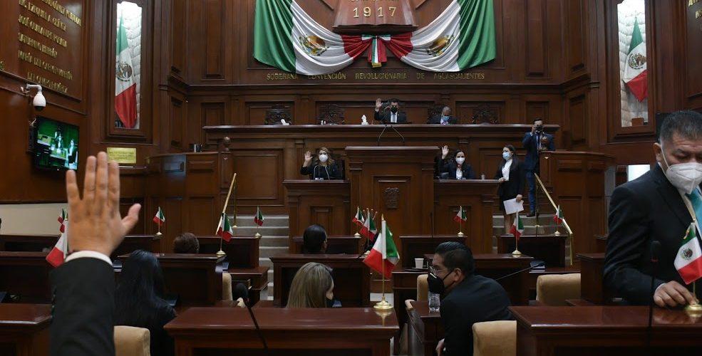 Congreso de Aguascalientes instaló su 2o periodo ordinario de sesiones