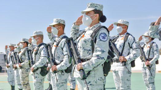 Municipio y Guardia Nacional coordinan esfuerzos en la protección de la mujer