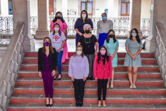 Municipio reconoce y respalda a las mujeres