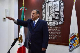 Arturo Lozano González es nombrado Secretario de Finanzas municipales