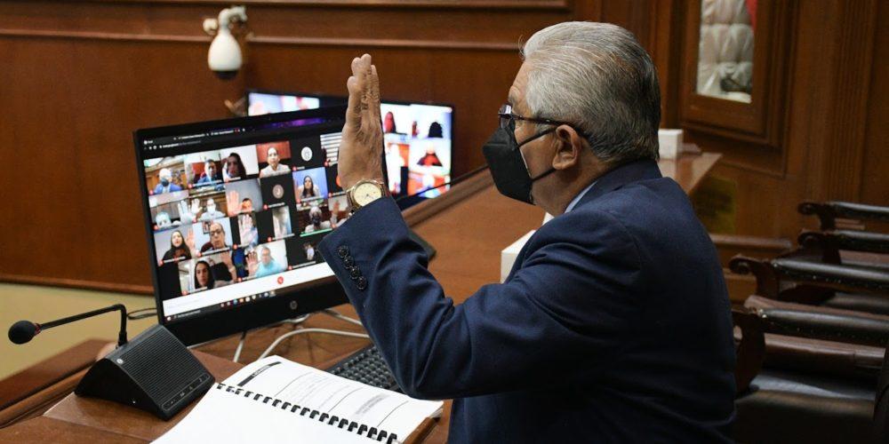 Congreso del Estado aprueba reformas en materia de desarrollo social y equidad