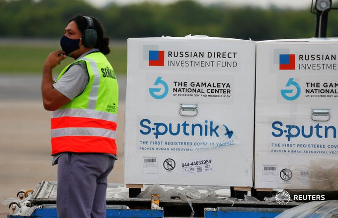 Piden a Unión Europea esperar para aprobar vacuna Sputnik V