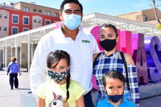 Municipio invita a su festejo virtual por el Día de la Familia