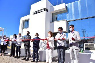 Municipio refrenda apoyo al desarrollo académico al inaugurarse la Universidad Nissan