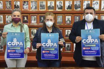 Lanzan convocatoria para participar en la quinta Copa Aguascalientes