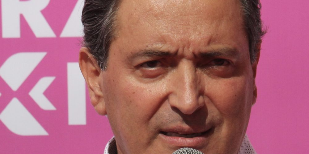 Bajan a Luis Armando Reynoso como candidato a la alcaldía, al parecer es inelegible por su sentencia
