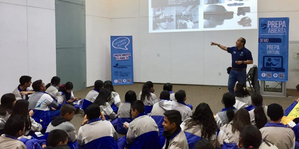 Este lunes inicia el registro de nuevo ingreso a preparatorias de Aguascalientes